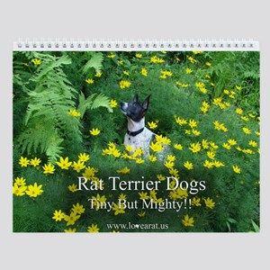yellow flowers dog breed calendar